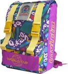 Stephen and Sarah carried Italian backpacks called zaini. They were nothing like understated Jansports . . .