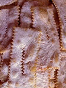Crunchy, sweet chiacchiere are a carnival treat all over Italy.