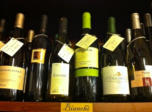 Just a few of the terrific Pugliese wines now available just about everywhere.
