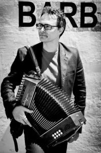 Massimiliano Morabito, musician and photographer, of Cisternino.