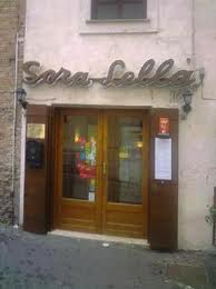 Sora Lella's trattoria on the Isola Tiberina in Rome.