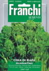 Franchi is a reliable brand of original Italian seeds available in the U.S.