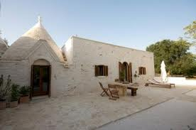 Our friends' trullo and the home of our country outing over the Easter holiday.