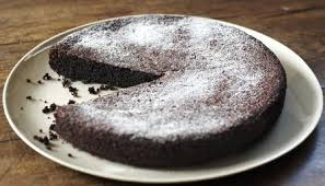 Nigella Lawson's Chocolate Olive Oil Cake—perfect every time (Photo credit: www.bbc.co.uk).