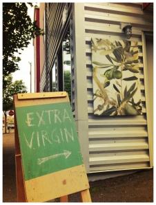 Pascarosa Extra Virgin Olive Oil and Real Good Food—a savory partnership!