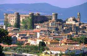 Bracciano, a charming town near Rome well worth exploring, sits on the shores of Lake Bracciano.