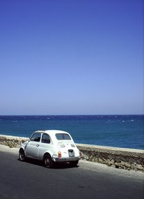 Try taking to the open road in Italy to discover Italian life outside its major cities.