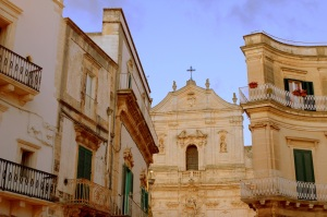 Martina Franca will be the base of operations for a Puglia-focused Amorolio tour and tasting experience in October 2014.