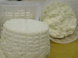If you can find ricotta as fresh as this, wonderful. If not, look for a variety that doesn't include gums or stabilizers.
