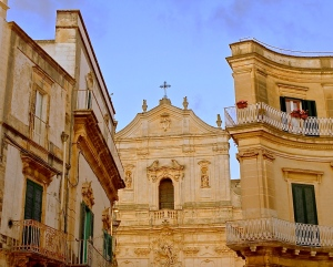 In a time of massive change, our new constant is our home in Martina Franca in Puglia.