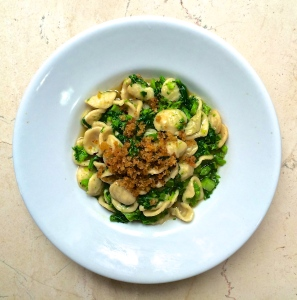 You can't visit Puglia in the fall without sampling this classic dish, Orechiette con Cime di Rape. Better yet, learn how to make it at home.
