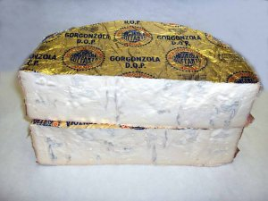 Gorgonzola is one of Italy's best-loved cheeses. Look for imported Italian Gorgonzola with its DOP designation displayed prominently to ensure the best flavor.