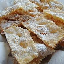 Chiacchiere, pre-Lenten treats that appear soon after Christmas until Martedi Grasso (Fat Tuesday), remind us of the religious and agricultural calendars that organize the Italian year.
