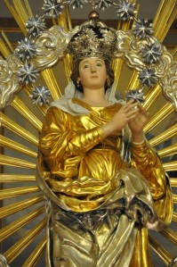 """l""""Immacolata wants you to eat fish on Christmas Eve."""