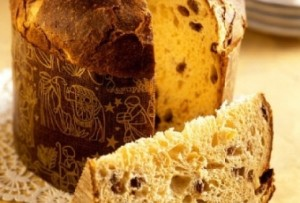 Ubiquitous during the Christmas season in Italy, Panettone is the obligatory hostess gift.